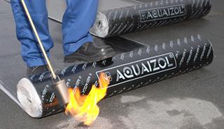 Гидроизоляция акваизолом гидроизоляция боковая обмазочная битумная в 2 слоя цена