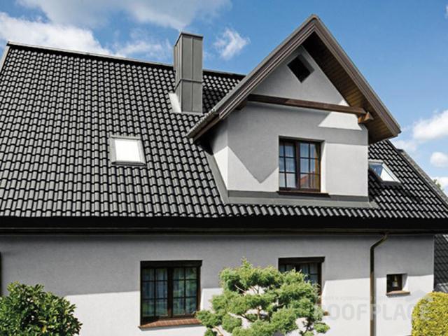 Как громотно выполнить планировку крышы?