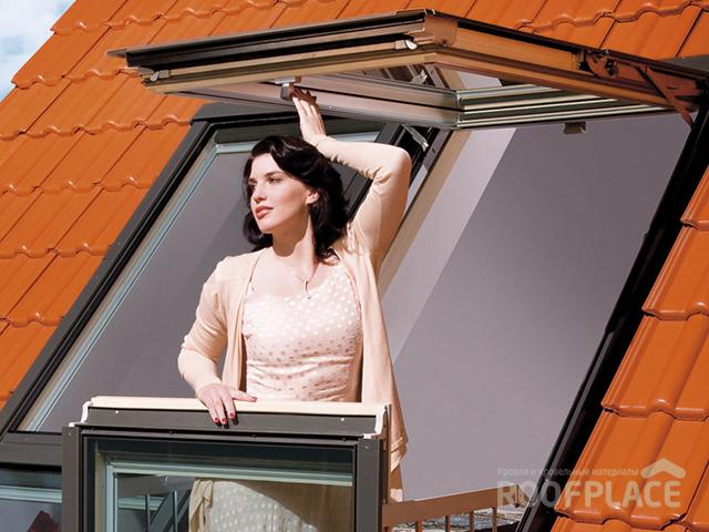 Мансардные окна fakro - цена, отзывы, фото и видео инструкци.