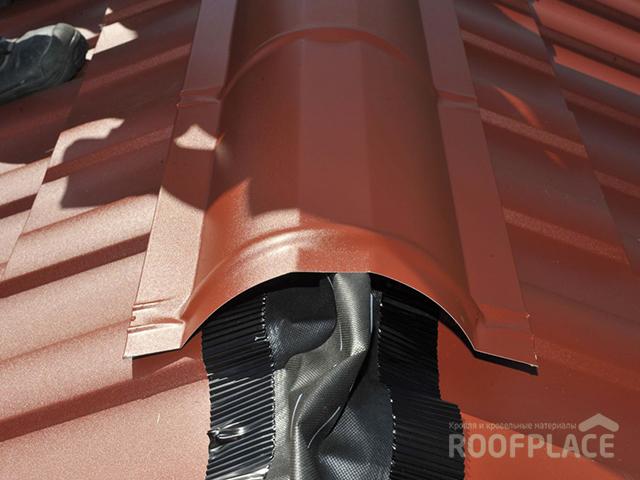 Как сделать что бы крыша не текла