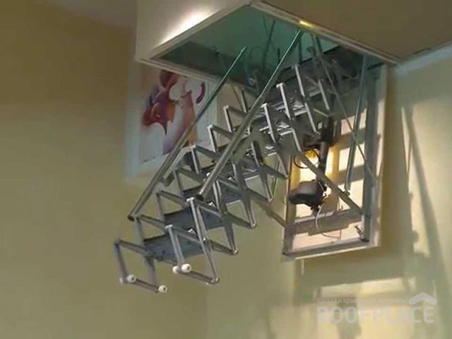 Чердачные лестницы Fakro Фото 5