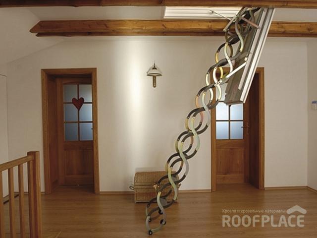 Чердачные лестницы OMAN Фото 3