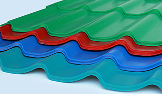 Каталог цвета RAL для металочерепицы и профнастила