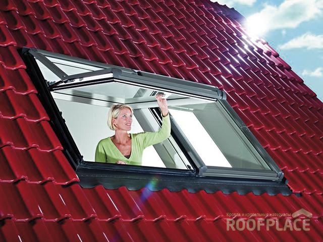 Мансардные окна Roto Фото 3