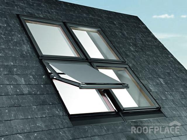 Мансардные окна Roto Фото 5