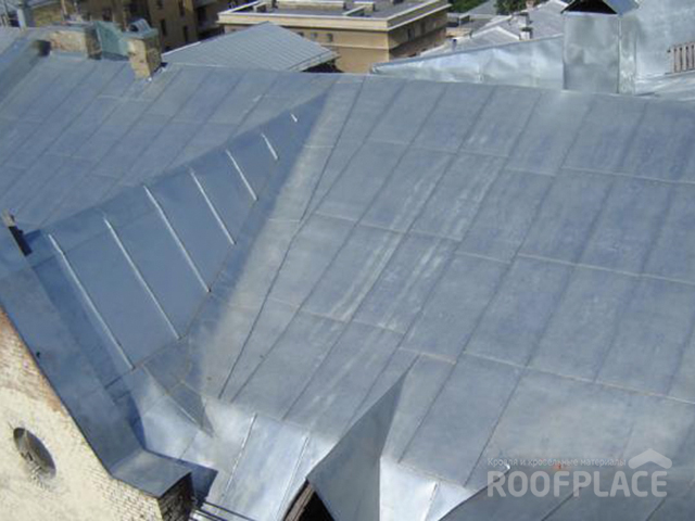 Как покрыть крышу оцинкованным листом своими руками