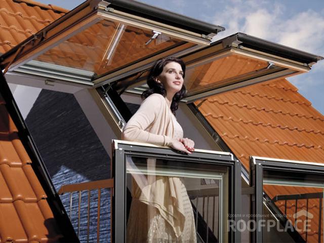Мансардные окна Fakro Фото 2