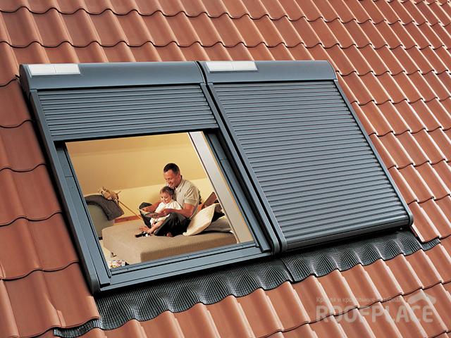 Мансардные окна Velux Фото 5