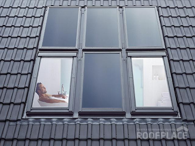 Мансардные окна Velux Фото 7